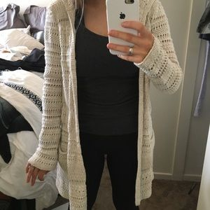 Lucky Brand Open Knit Fall Essential!